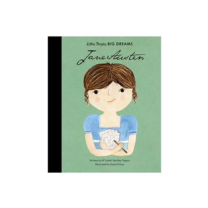 Little People Big Dreams: Jane Austen