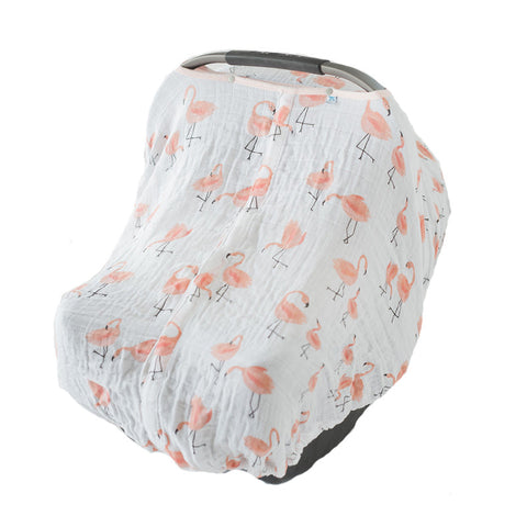 Pink Ladies Car Seat Cover