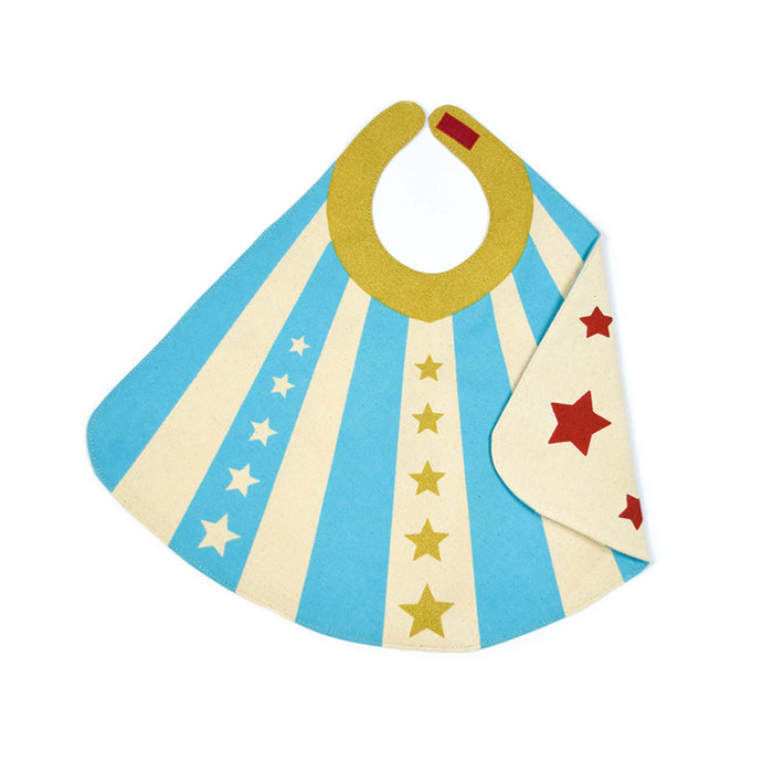 Blue Baby Super Hero Cape