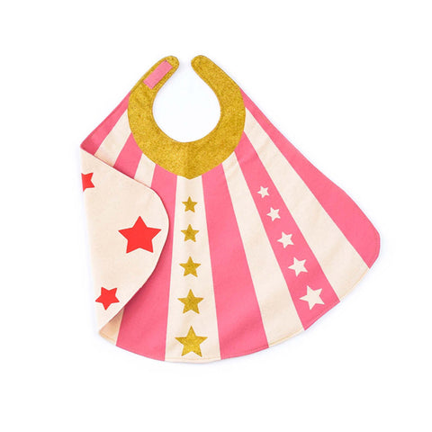 Pink Baby Super Hero Cape