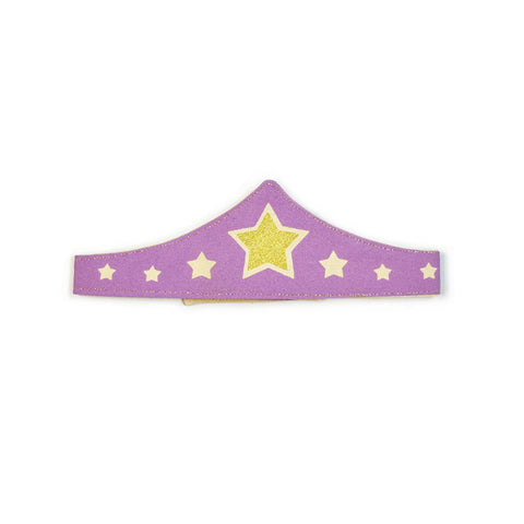 Regal Canvas Tiaras