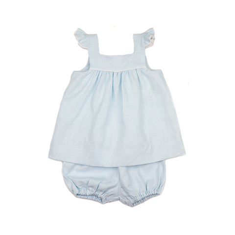 61c76cbb9b80 Adorable rompers available for newborns to toddlers including bloomers