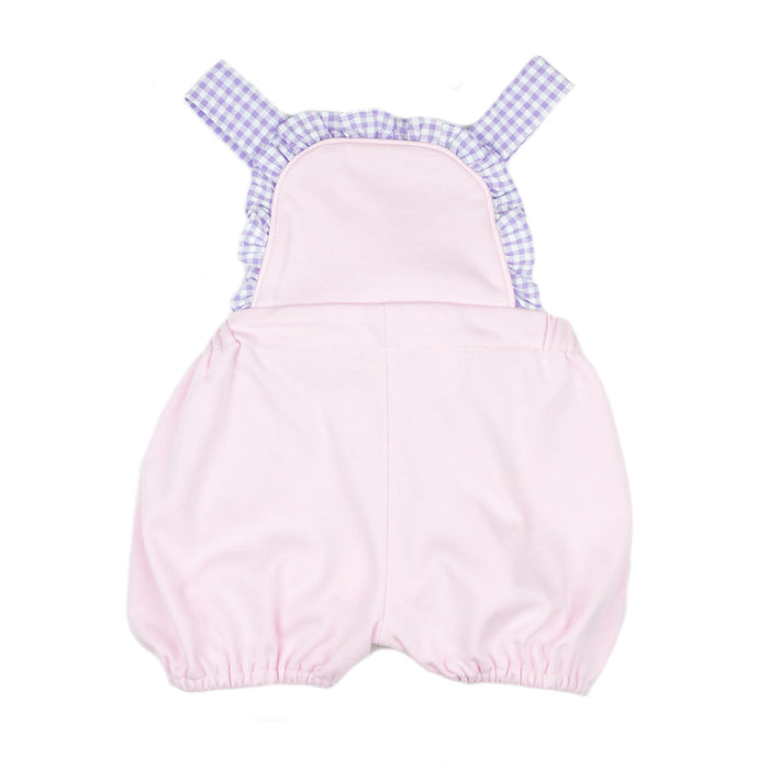 Margaux Pink 'n Purple Gingham Bubble