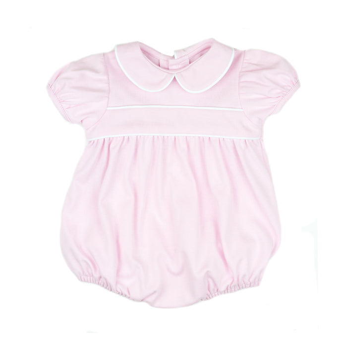 Claire Pink Knit Bubble