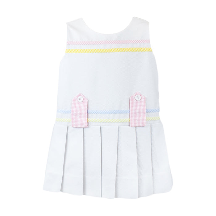 """Tennis"" Magnolia Dress"
