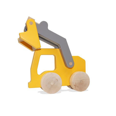 Loader Push Toy