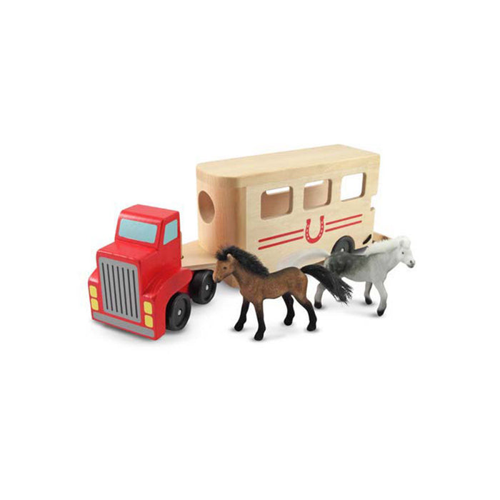 Horse Carrier Play Set