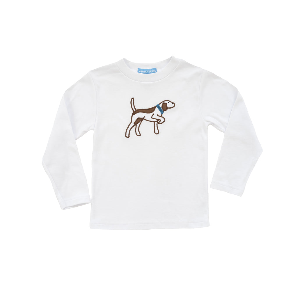 Pointer Dog Tee