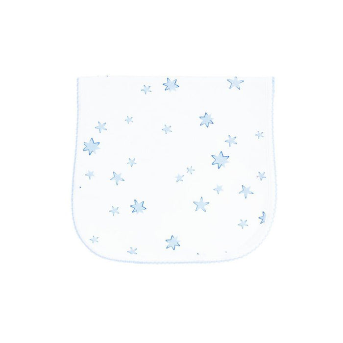 Star Print Burp Cloth
