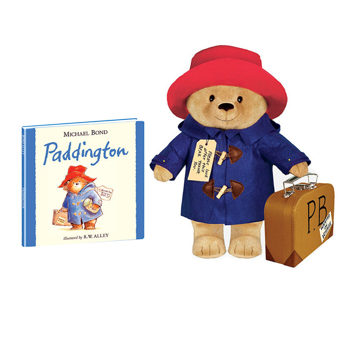 Personalized Paddington Bear Gift Set
