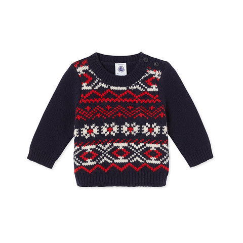 Holiday Pullover Sweater