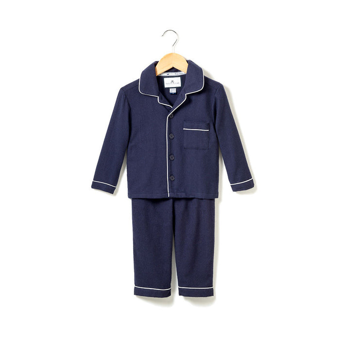 Traditional Navy Pajama Set