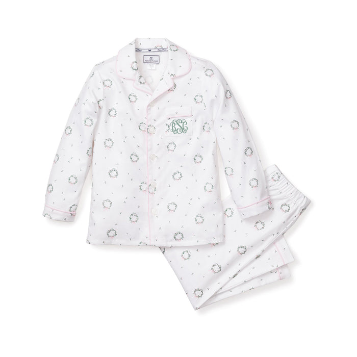 Somerset Wreath Pajama Set