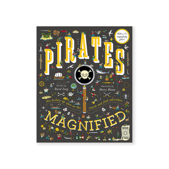 Pirates Magnified Book