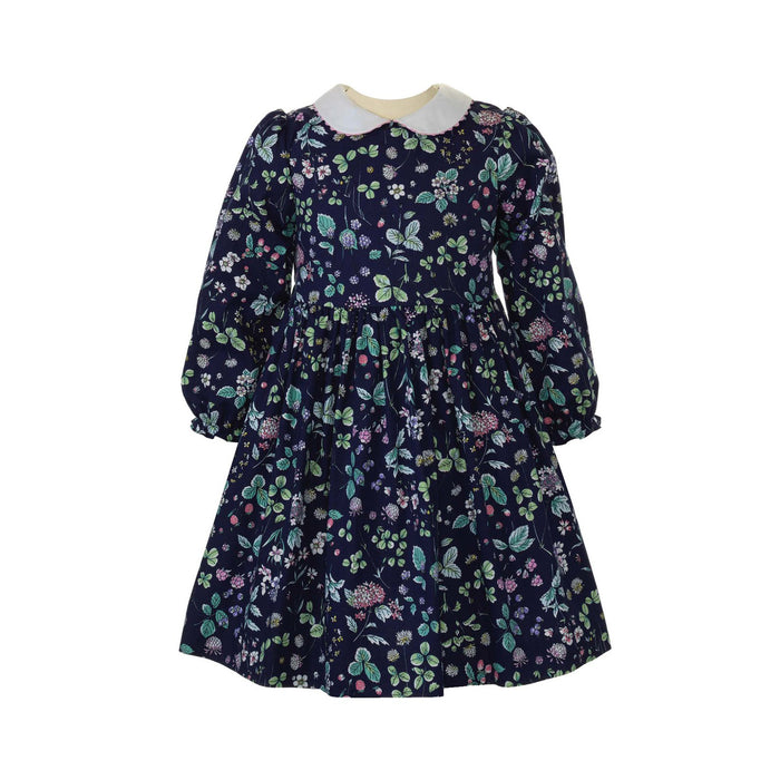 Hedgerow Navy Dress
