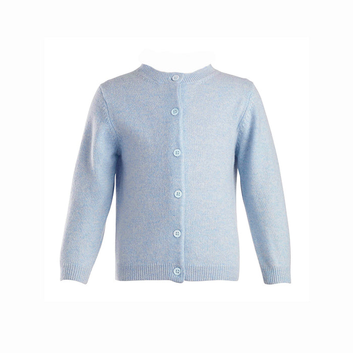 Light Blue Cashmere Sweater