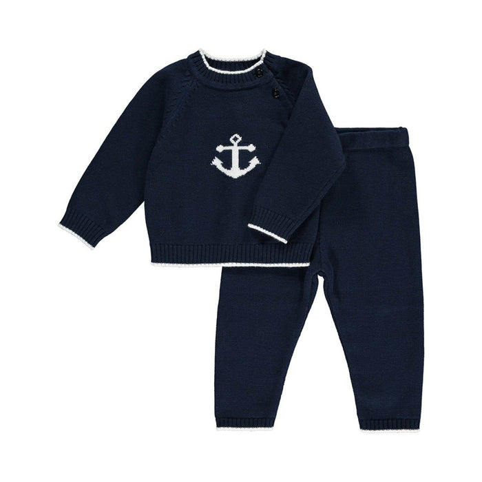 Anchor Sweater & Trouser Set
