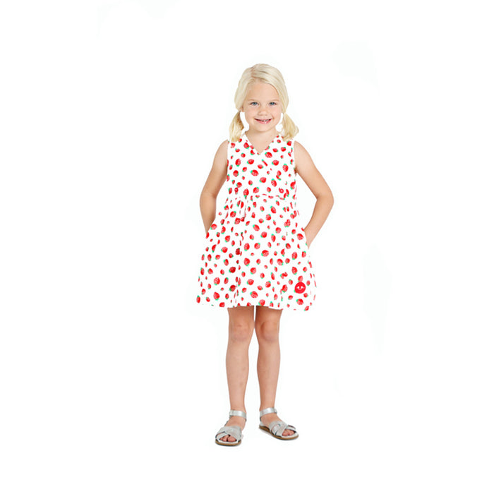 Strawberry Field Dress