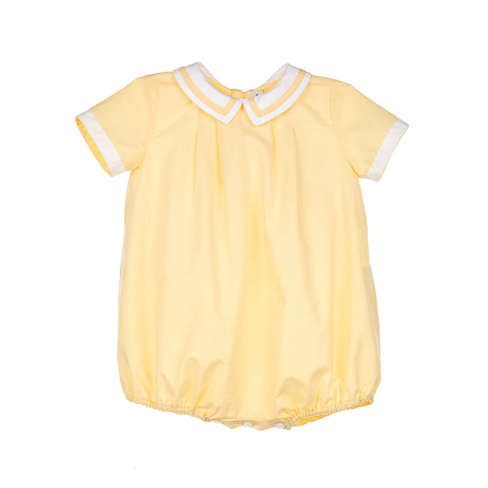 Pleated Yellow Bubble