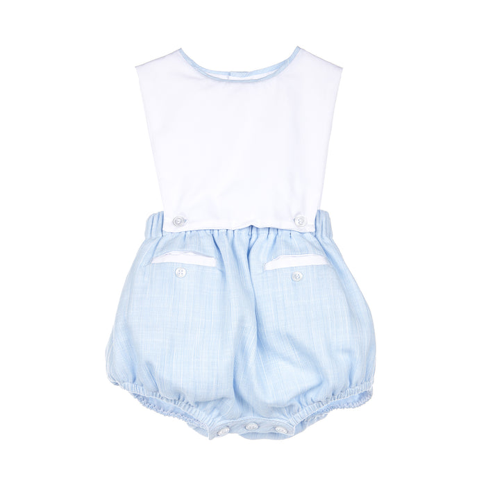 Carolina Blue Overall for Boys