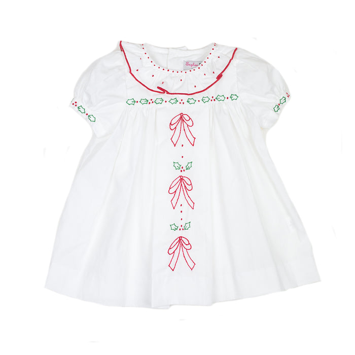 Merrymaker Ruffle Dress