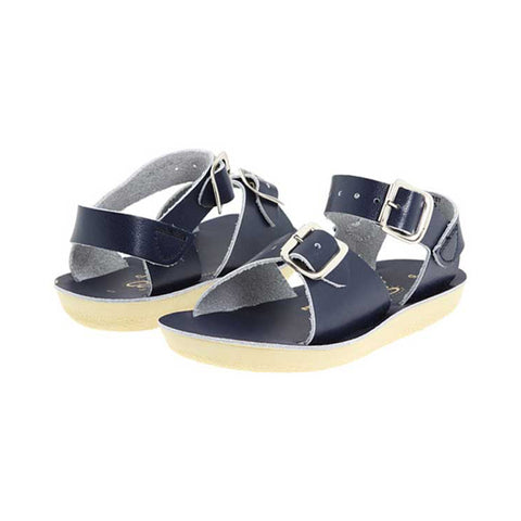 Navy Surfer Sandals
