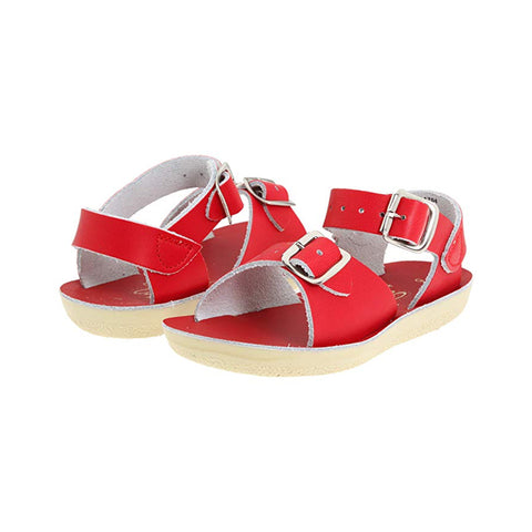 Red Surfer Sandals