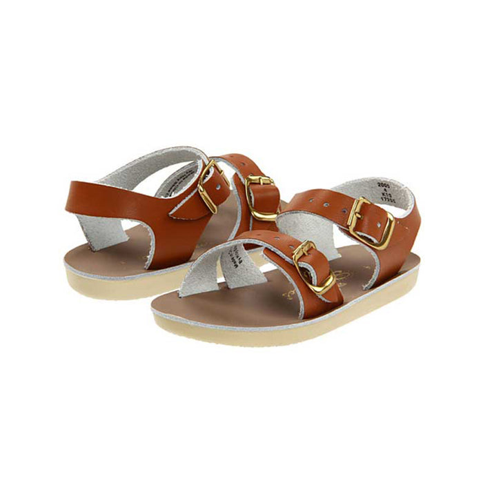 Tan Surfer Sandals
