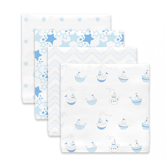 Muslin Swaddle Blanket Set