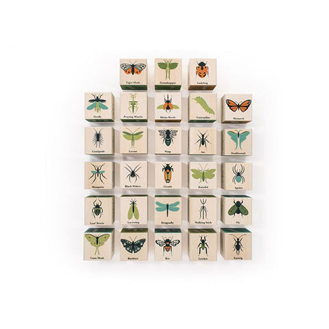 Bugs ABC Blocks