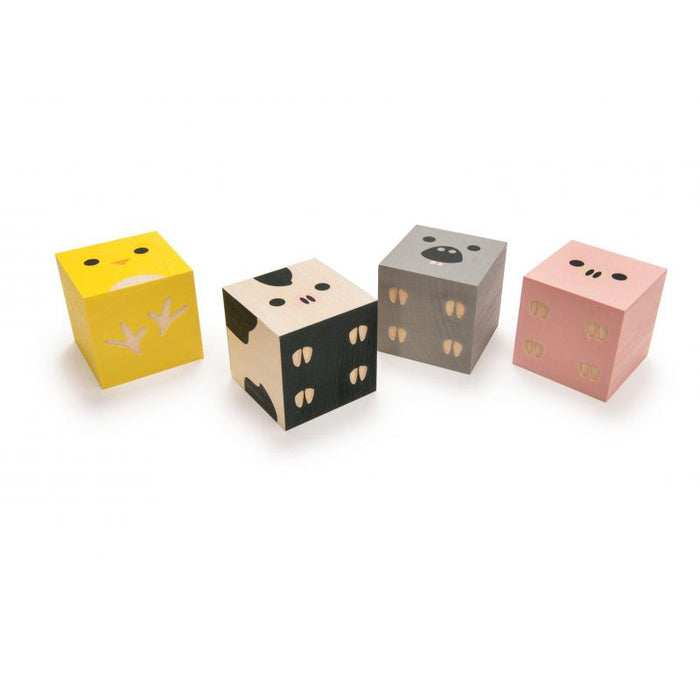 Cubelings Farm Blocks