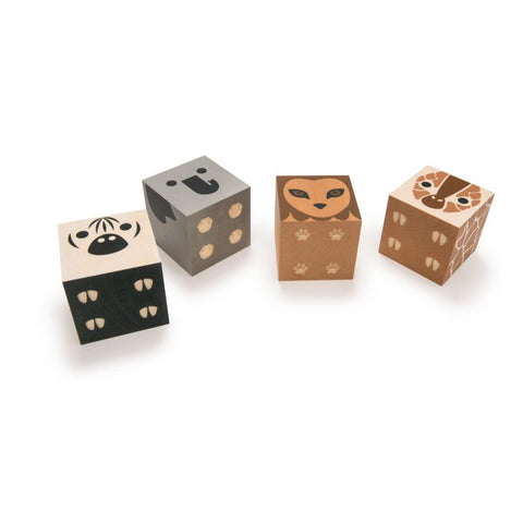 Cubelings Safari Blocks
