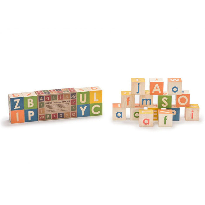 Upper & Lowercase ABC Blocks