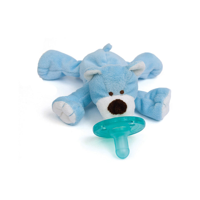 Blue Bear Pacifier