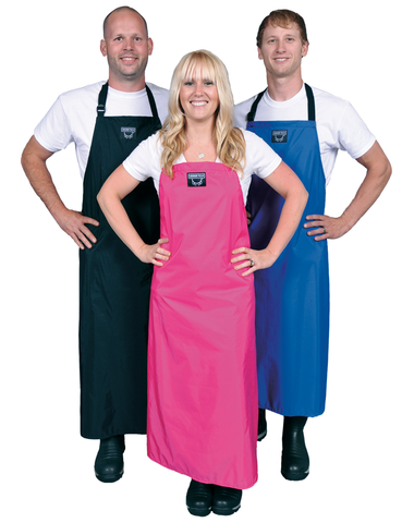 Plain Aprons & Sleeved Aprons