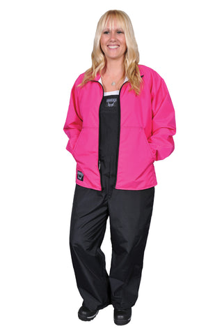 Jacket - Waterproof Pink