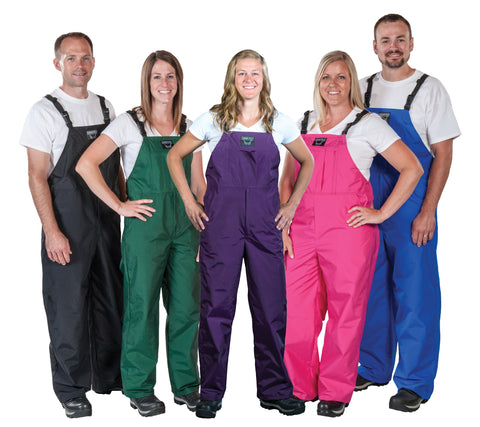 Bibbed Overalls - Waterproof