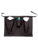 Cloth Towel Half Apron, 2 Large Pockets