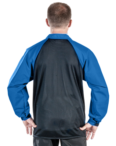 Jacket - Full Zip Mesh Back