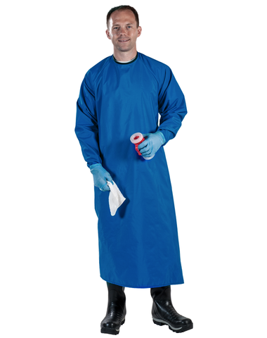 Sleeved Apron - Waterproof