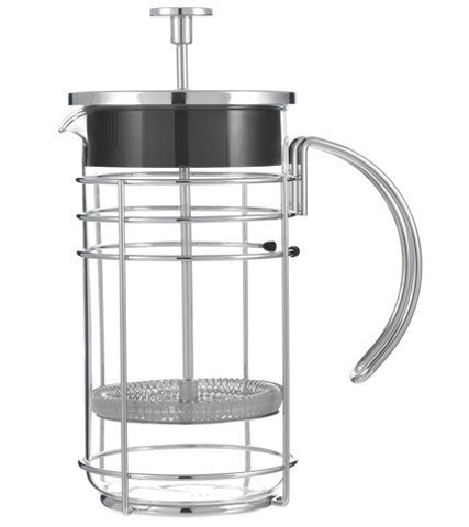 GROSCHE Madrid - 4-IN-1 System: 1500ml/ 12 cup hot and cold tea & coffee French Press - Hand Brewed Coffee