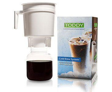 Toddy Cold Brew System - Hand Brewed Coffee
