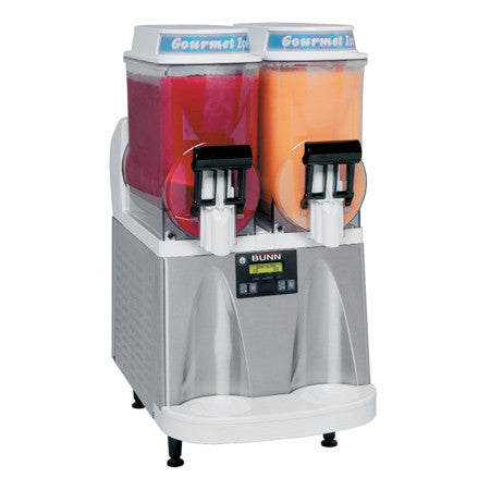 Ultra-2 HP Manual Fill Coastal STD Hdl Ultra™ Frozen Beverage System W/2 Hoppers 34000.0575
