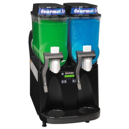 Ultra-2 HP BLK Liquid Autofill Ultra™ LAFI Frozen Beverage System W/2 Hoppers 34000.0515