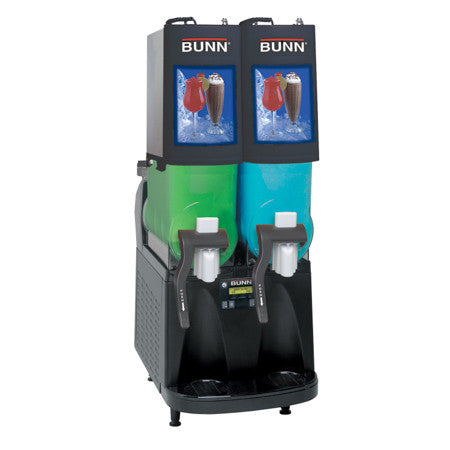 Ultra-2 BLK PAF Powdered Autofill Ultra™ PAF Frozen Beverage System W/2 Hoppers 34000.0504