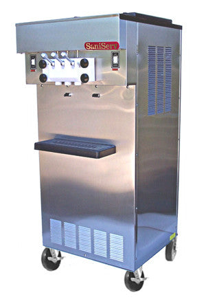 SaniServ Model 521, High Volume , Ice Cream / Yogurt Machine