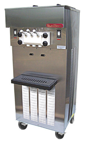 SaniServ Model 527, Medium Volume , Ice Cream / Yogurt Machine