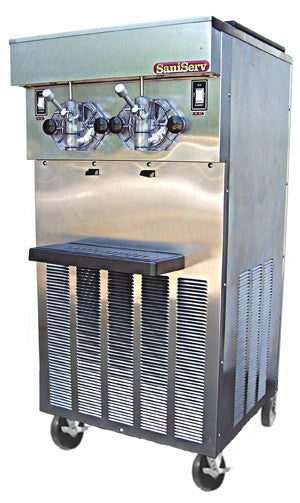 SaniServ Model 824, High Volume , Ice Cream / Yogurt Machine