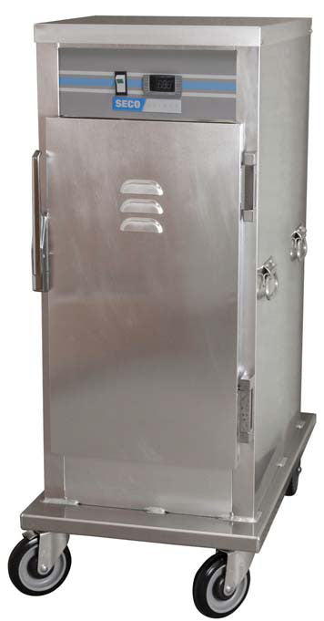 "Mobile Heated Cabinet Designed To Accommodate 12"" x 20"" pans"