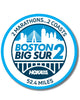 B2B 52.4: Boston 2 Big Sur Magnet - BSIM Store